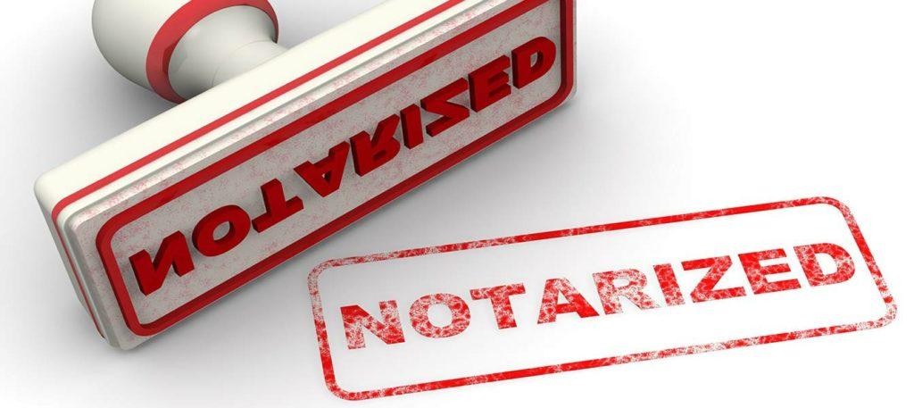notary public services florida